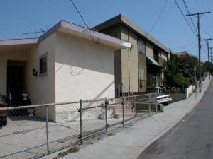 724 No. Hill St, LA - As weird as it gets